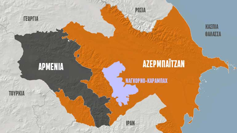 Αζερμπαϊτζάν-Αρμενία: Οι συγκρούσεις συνεχίζονται - Typos-i.gr